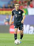 FC Bayern Munchen's Philipp Lahm during Champions League 2015/2016 Semi-Finals 1st leg match. April 27,2016. (ALTERPHOTOS/Acero)
