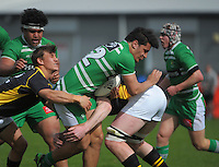 140906 Under-19 Rugby - Manawatu v Wellington