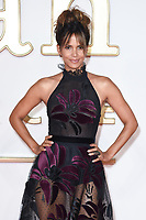 """Halle Berry<br /> arriving for the """"Kingsman: The Golden Circle"""" World premiere at the Odeon and Cineworld Leicester Square, London<br /> <br /> <br /> ©Ash Knotek  D3309  18/09/2017"""