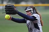 Girls Softball against Woodland 4/27/16