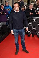 Jamie Lomas<br /> arriving for TRIC Awards 2018 at the Grosvenor House Hotel, London<br /> <br /> ©Ash Knotek  D3388  13/03/2018