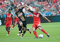 Toronto FC vs Philadelphia Union May 28 2011