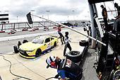#61: Chad Finchum, Hattori Racing Enterprises, Toyota Supra SMITHBILT HOMES