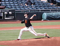 Alex Wood - San Francisco Giants 2021 spring training (Bill Mitchell)
