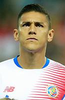 Costa Rica's Oscar Duarte during international friendly match. November 11,2017.(ALTERPHOTOS/Acero)