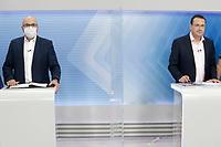 Campinas (SP), 27/11/2020 - Debate/Eleições - Dario Saadi e Rafa Zimbaldi. A EPTV (afiliada Rede Globo) realizou, nesta sexta-feira (27), na cidade de Campinas (SP), o ultimo debate entre os candidatos que disputam o segundo turno das eleições, Dário Saadi (Republicanos) e Rafa Zimbaldi (PL).