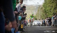 77th Flèche Wallonne 2013..Daniele Ratto (ITA)
