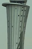 Control Tower at Tel Aviv Ben Gurion International Airport