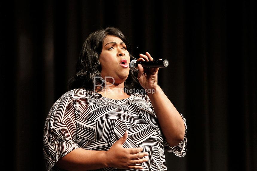 Nebraska's Got Talent preliminary show. August 25, 2012