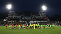Cary, North Carolina  - Saturday September 08, 2018: North Carolina Courage vs Houston Dash at Sahlen's Stadium at WakeMed Soccer Park.