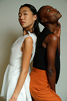 OCT 05 Mossi Traore Spring Summer 2021 RTW backstage