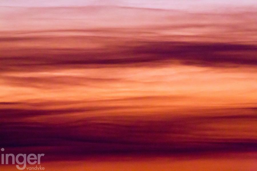 Sabi Sands Sunset near Kruger in South Africa