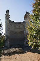 Europe/France/Aquitaine/24/Dordogne/Périgueux:  Tour de Vésone, haute de 24 mètres, Tour du temple gallo-romain