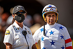JULY 18, 2021: Victor Espinoza Del Mar Fairgrounds in Del Mar, California on July 18, 2021. Evers/Eclipse Sportswire/CSM
