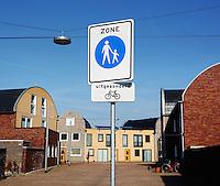 Autovrije zone in Almere