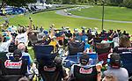 SALISBURY, CT. - 17 July 2021-071721SV09-Cars race in the IMSA Northeast Grand Prix event at Lime Rock Park in Salisbury Saturday.  <br /> Steven Valenti Republican-American