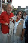 PAOLO E GABRIELLA FRANCHI<br /> PREMIO LETTERARIO CAPALBIO 2004