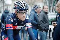 Sylvain Chavanel (FRA) to the start<br /> <br /> 2014 Milano - San Remo