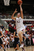 STANFORD, CA - NOVEMBER 7:  Sarah Boothe of the Stanford Cardinal during Stanford's 87-41 win over Vanguard on November 7, 2008 at Maples Pavilion in Stanford, California.
