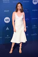 Ruth Wilson<br /> arriving for the British Independent Film Awards 2017 at Old Billingsgate, London<br /> <br /> <br /> ©Ash Knotek  D3359  10/12/2017