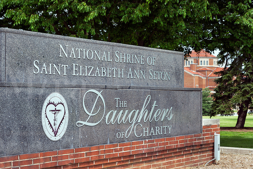 Elizabeth Seton National Shrine, Emmitsburg, Maryland