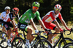 The peloton including Green Jersey Peter Sagan (SVK) Bora-Hansgrohe and Elia Viviani (ITA) Cofidis relax during Stage 5 of Tour de France 2020, running 183km from Gap to Privas, France. 2nd September 2020.<br /> Picture: ASO/Alex Broadway   Cyclefile<br /> All photos usage must carry mandatory copyright credit (© Cyclefile   ASO/Alex Broadway)
