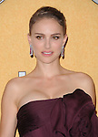 Natalie Portman attends the 18th Annual Screen Actors Guild Awards held at The Shrine Auditorium in Los Angeles, California on January 29,2012                                                                               © 2012 Hollywood Press Agency