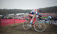 Mathieu Van der Poel (NED/Beobank-Corendon)<br /> <br /> 2016 CX UCI World Cup Zeven (DEU)