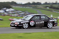 1992 British Touring Car Championship. #24 James Weaver (GBR). Nissan Janspeed Racing. Nissan Primera GT.