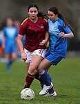 Kings College - Girls 1st XI Football, 29 July 2020