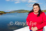 Shilagh McCarthy pictured here in Portmagee along with her sister Teresa McCarthy have been named as joint Kerry Persons of the year 2021 by the London Kerry Association.