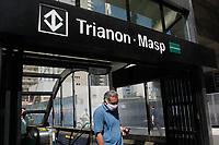 28.04.2020 - Uso obrigatório de máscara no transporte em SP