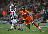Pictured: Saturday, 04 February 2012<br /> Re: Premier League football, West Bromwich Albion v Swansea City FC v at the Hawthorns Stadium, Birmingham, West Midlands.