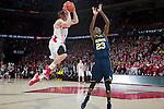 2012-13 NCAA Basketball: Michigan at Wisconsin