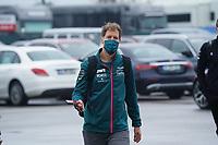 10th October 2021; Formula 1 Turkish Grand Prix 2021 Race Day Istanbul Park Circuit, Istanbul, Turkey;   Sebastian Vettel DEU 5, Aston Martin Cognizant Formula One Team