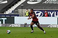 Timothy Chandler (Eintracht Frankfurt)<br /> - 03.10.2020: Fussball  Bundesliga, Saison 20/21, Spieltag 3, Eintracht Frankfurt vs. TSG 1899 Hoffenheim, emonline, emspor, v.l. Deutsche Bank Park<br /> Foto: Marc Schueler/Sportpics.de <br /> Nur für journalistische Zwecke. Only for editorial use. (DFL/DFB REGULATIONS PROHIBIT ANY USE OF PHOTOGRAPHS as IMAGE SEQUENCES and/or QUASI-VIDEO)