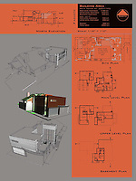 Student entry in FSDA's ADU Competition 2004. Thomas A. King. Board 2.