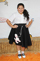 UNIVERSAL CITY, CA - OCTOBER 21:  Raini Rodriguez at the Camp Ronald McDonald for Good Times 20th Annual Halloween Carnival at the Universal Studios Backlot on October 21, 2012 in Universal City, California. © mpi28/MediaPunch Inc. /NortePhoto