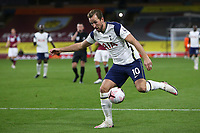 26th October 2020, Turf Moor, Burnley UK; EPL Premier League football, Burnley v Tottenham Hotspur; Tottenham Hotspur forward Harry Kane (10) through on goal