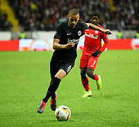 Djibril Sow (Eintracht Frankfurt) - 20.02.2020: Eintracht Frankfurt vs. RB Salzburg, UEFA Europa League, Hinspiel Round of 32, Commerzbank Arena DISCLAIMER: DFL regulations prohibit any use of photographs as image sequences and/or quasi-video.