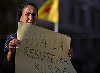 09.10.2019 - Risk of War in Northern Syria: Emergency Demonstration Against Turkish Invasion