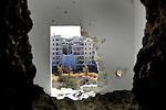 Aleppo 2013 Syria - destruction
