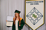 Allen, Madison  received their diploma at Bryan Station High school on  Thursday June 4, 2020  in Lexington, Ky. Photo by Mark Mahan Mahan Multimedia