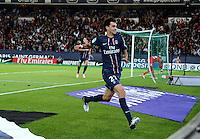 Javier PASTORE (psg) .Parigi 17/9/2012.Football Calcio 2012/2013 Ligue 1.Psg Vs Tolosa.Foto Anthony Bibard / Panoramic / Insidefoto.ITALY ONLY