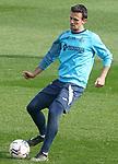 Getafe CF's Nemanja Maksimovic during training session. February 17, 2021.(ALTERPHOTOS/Acero)