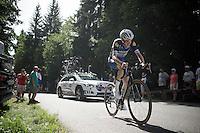 Stage 18 (ITT) - Sallanches › Megève (17km)<br /> 103rd Tour de France 2016