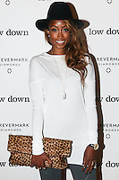 HOLLYWOOD, LOS ANGELES, CA, USA - OCTOBER 23: Kenya Hill arrives at the Los Angeles Premiere Of Oscilloscope Laboratories' 'Lowdown' held at ArcLight Hollywood on October 23, 2014 in Hollywood, Los Angeles, California, United States. (Photo by Celebrity Monitor)