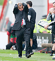 ::  THE PRESSURE'S GETTING TO HAMILTON MANAGER BILLY REID ::