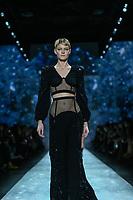 NOVA YORK,USA, 13.02.2019 - MODA-NOVA YORK - Modelo durante desfile da grife Rosa Cha no New York Fashion Week (NYFW) em Nova York nesta quarta-feira, 13. (Foto: Vanessa Carvalho/Brazil Photo Press)