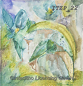 Franco, FLOWERS, BLUMEN, FLORES, paintings+++++,ITZP22,#f#, EVERYDAY